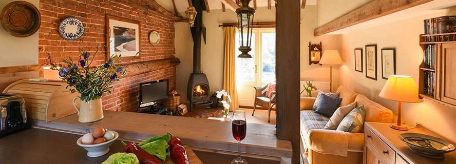 Little Barn, Norfolk Holiday Accommodation