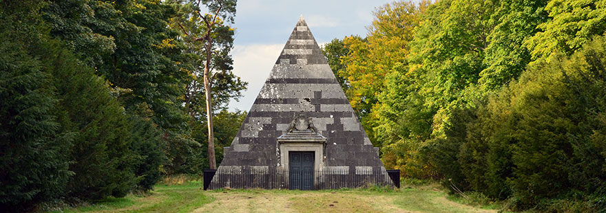 The Mausoleum, Blickling Park
